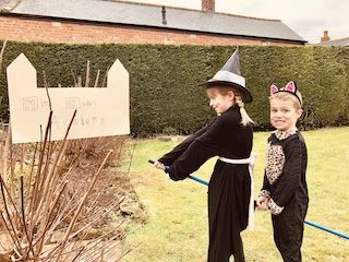 Ben and Milly WBD